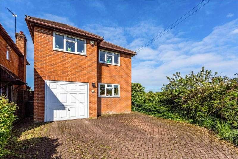 4 Bedrooms Detached House for sale in Milner Road, Burnham, SL1
