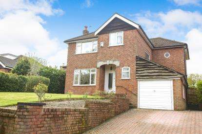4 Bedrooms Detached House for sale in Stanneylands Road, Wilmslow, Cheshire, .