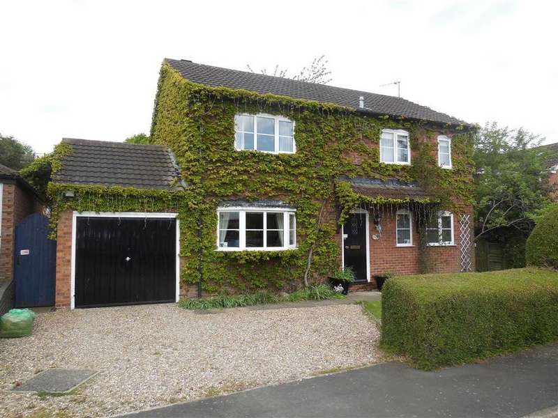4 Bedrooms Detached House for sale in Ashleigh Gardens, Barwell