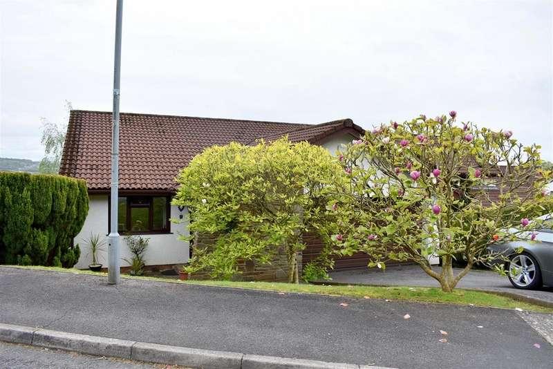 4 Bedrooms Detached House for sale in Woodland Park, Ynystawe, Swansea