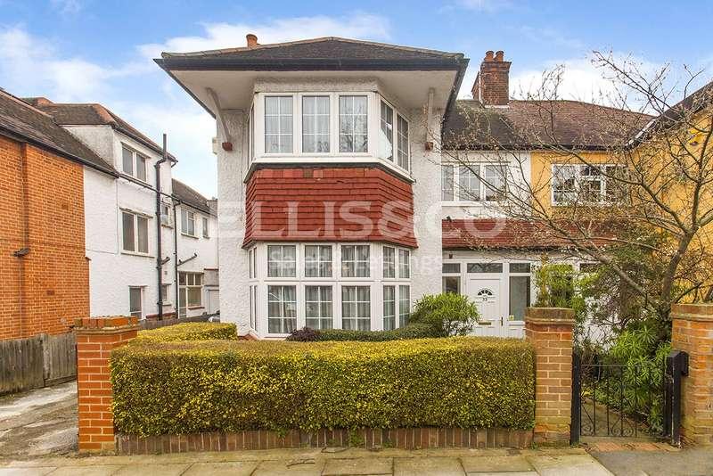 4 Bedrooms Property for sale in Beechcroft Avenue London