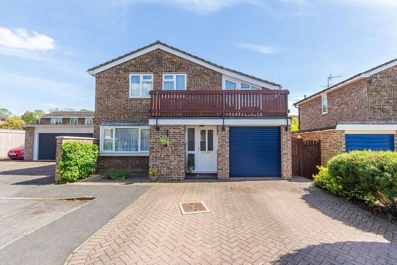 4 Bedrooms Detached House for sale in Great Shelford, Cambridge