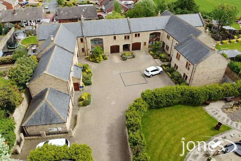 4 Bedrooms Semi Detached House for sale in Manor Court, Normanton, Wakefield, WF6 1NZ