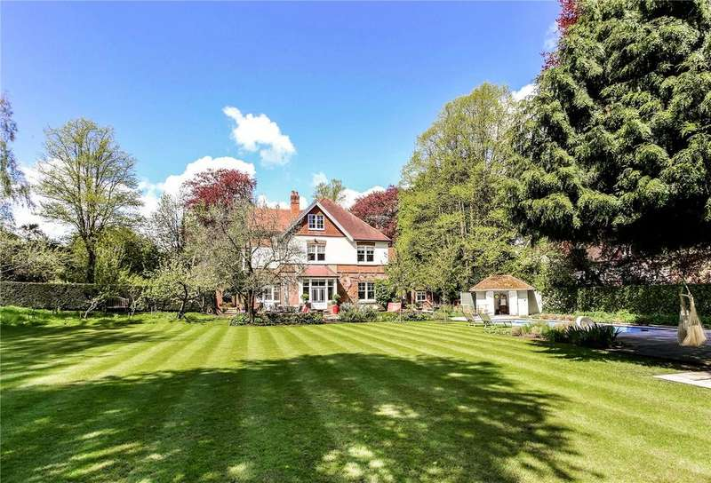 8 Bedrooms Detached House for sale in Links Road, Winchester, Hampshire, SO22