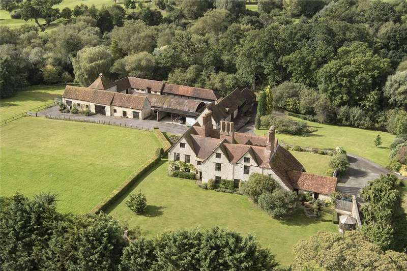 7 Bedrooms Detached House for sale in Radclive, Buckingham, MK18