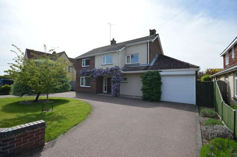 4 Bedrooms Detached House for sale in Tower Road, Wivenhoe