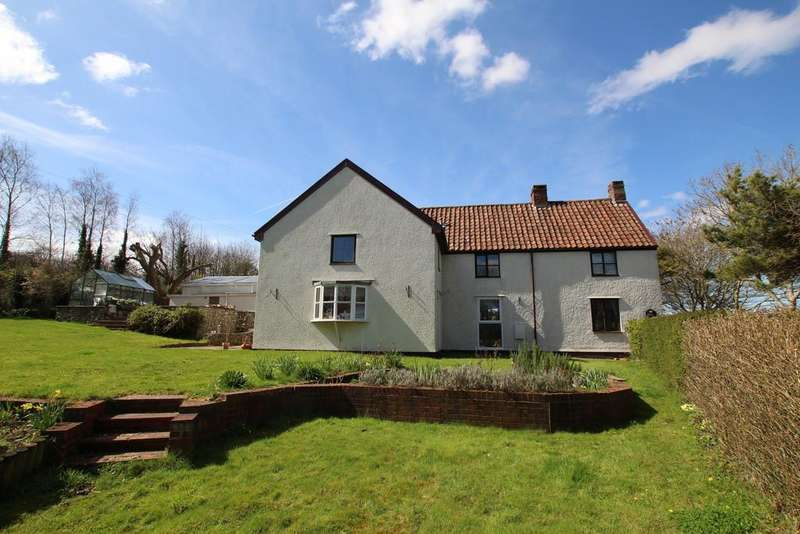 3 Bedrooms Cottage House for sale in Period detached cottage set at end of leafy lane