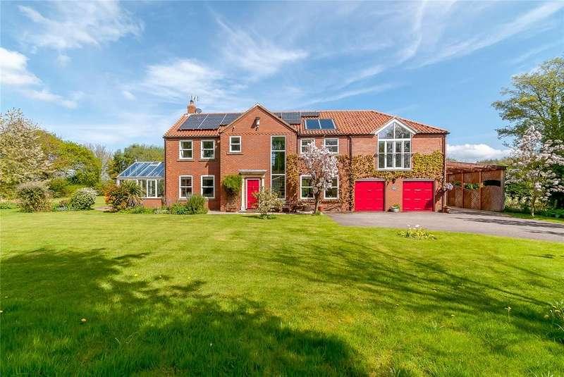 5 Bedrooms Detached House for sale in Malt Kiln Lane, Appleton Roebuck, York, YO23