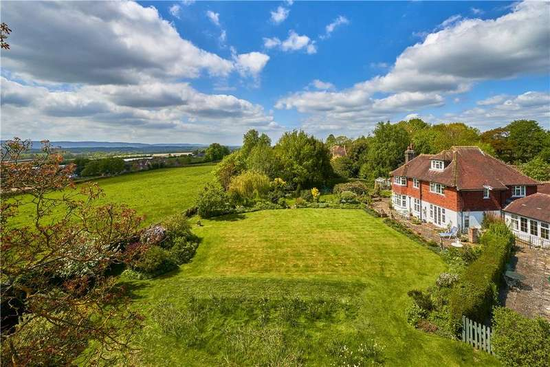 5 Bedrooms Detached House for sale in Grove Lane, Petworth, West Sussex, GU28