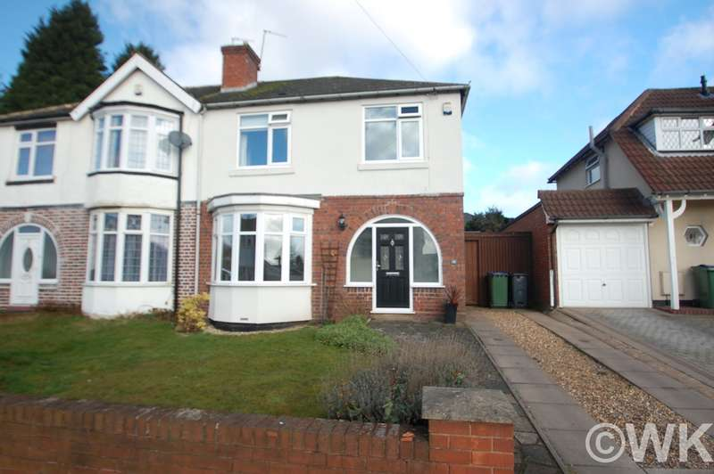 3 Bedrooms Semi Detached House for sale in Pennyhill Lane, West Bromwich, B71