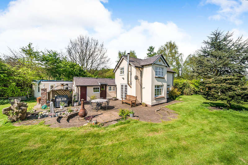 3 Bedrooms Detached House for sale in Knowsley Lane, Knowsley, Prescot, L34
