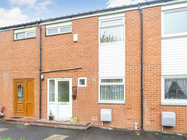 3 Bedrooms Terraced House for sale in Hawksmoor Close, Bristol