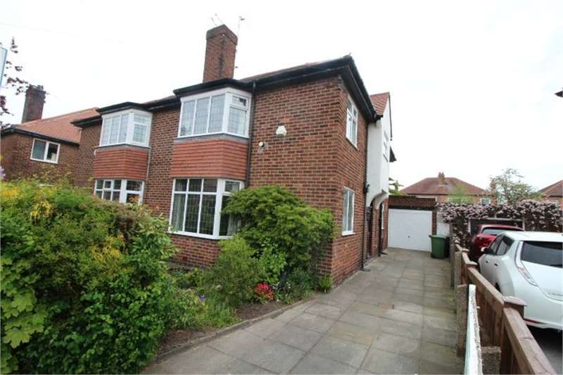 3 Bedrooms Semi Detached House for sale in Moor Drive, LIVERPOOL, Merseyside
