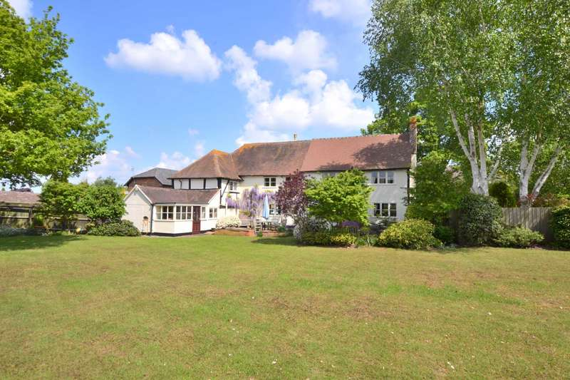 5 Bedrooms Detached House for sale in Bredons Hardwick, Tewkesbury