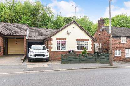 2 Bedrooms Bungalow for sale in Station Road, Old Hill, Cradley Heath, West Midlands