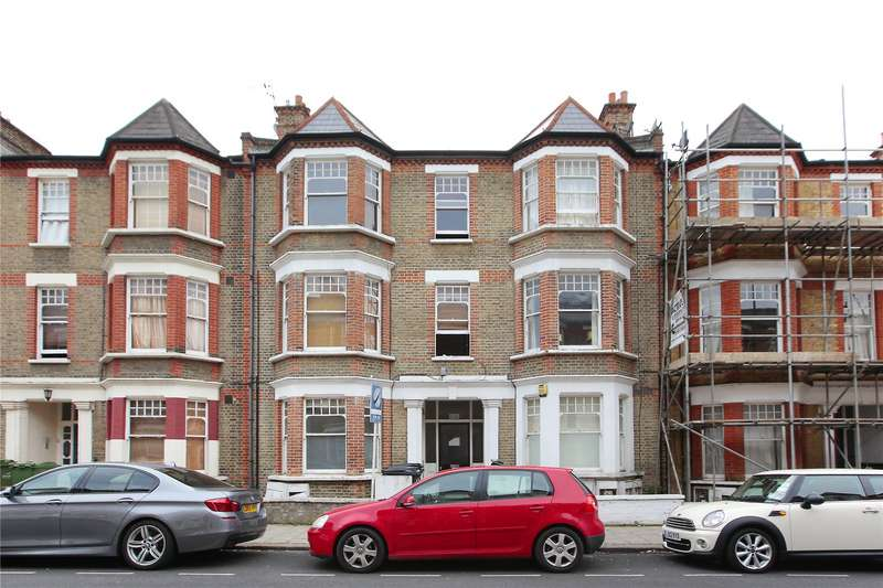 1 Bedroom Flat for sale in Elmhurst Mansions, London, SW4