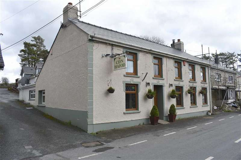 6 Bedrooms Pub Commercial for sale in Gorsgoch, Llanybydder