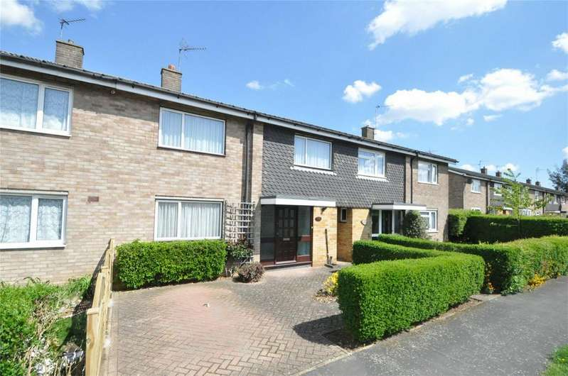 4 Bedrooms Terraced House for sale in Lumbards, WELWYN GARDEN CITY, Hertfordshire