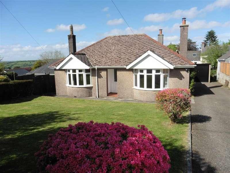 3 Bedrooms Bungalow for rent in Devon Tors Road, Yelverton, Devon