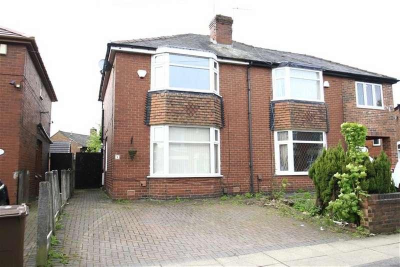 3 Bedrooms Semi Detached House for sale in 4, Muriel Street, Rochdale, Rochdale, OL16