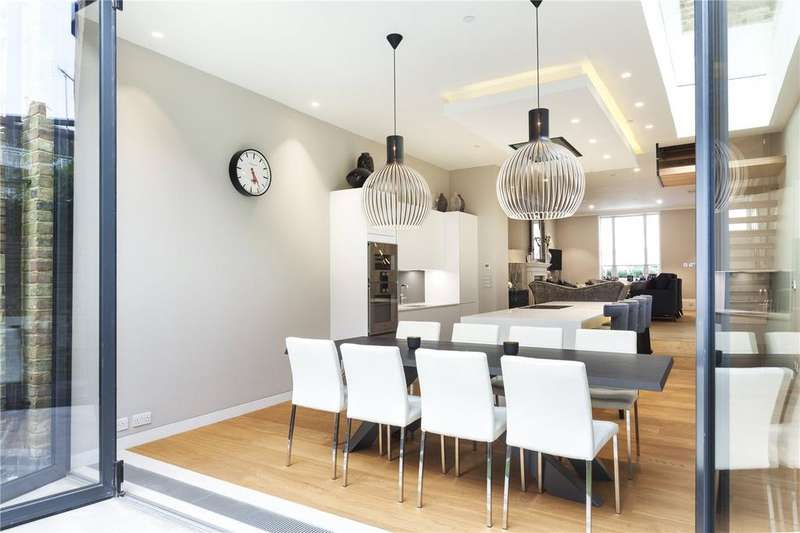 4 Bedrooms Terraced House for sale in Courtnell Street, London, W2