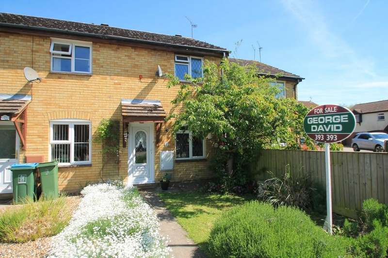 2 Bedrooms Terraced House for sale in Field Way, Coppice, Aylesbury