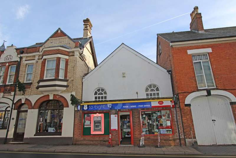 2 Bedrooms Flat for sale in Fore Street, Cullompton, Devon, EX15