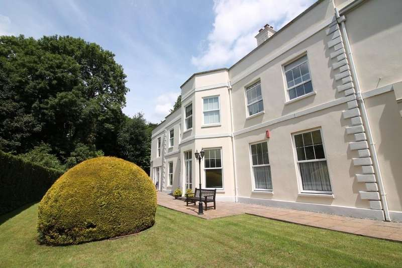 2 Bedrooms Ground Flat for sale in Chaddlewood House, Plympton
