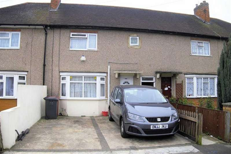 3 Bedrooms Semi Detached House for sale in Faraday Road, Slough, Berkshire