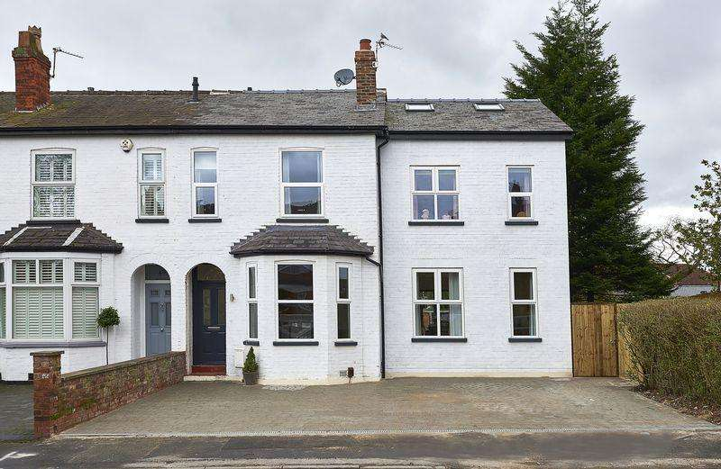 4 Bedrooms Terraced House for sale in Heyes Lane, Timperley