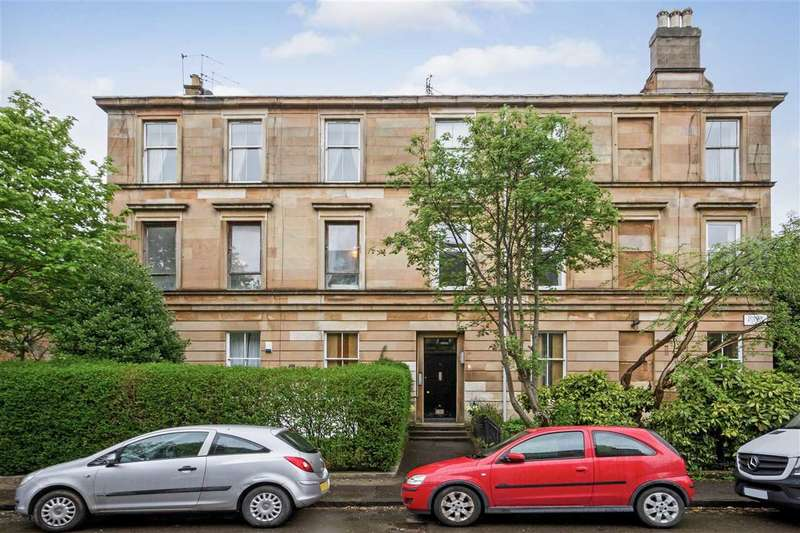 2 Bedrooms Apartment Flat for sale in Queen's Square, Strathbungo, Flat 1/2, GLASGOW