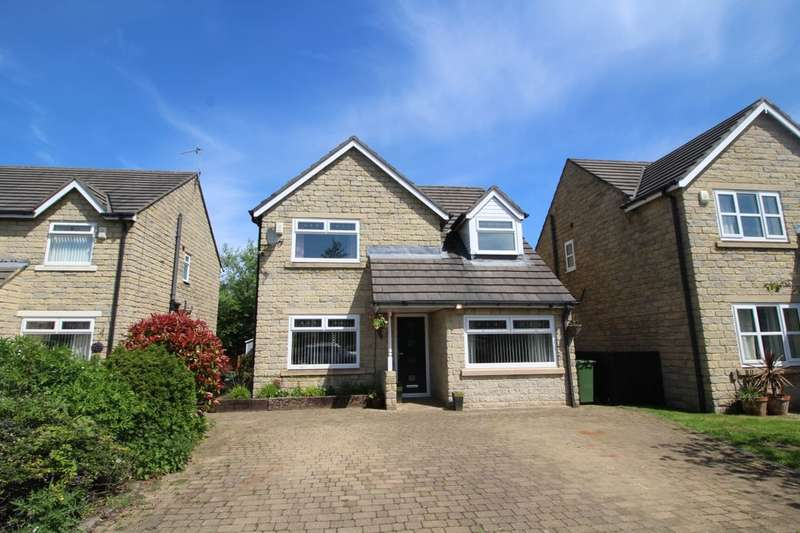 4 Bedrooms Detached House for sale in Thornhill Close, Gateshead, NE11