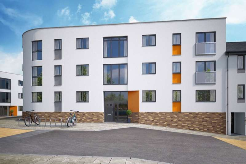 2 Bedrooms Flat for sale in The Hedra Dolcoath Avenue, Camborne, TR14
