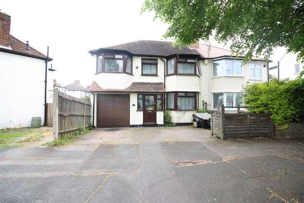 5 Bedrooms Semi Detached House for sale in Oak Grove Road, Penge, London