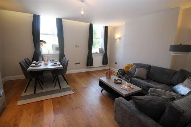 2 Bedrooms Flat for sale in Samos Road, Anerley, London