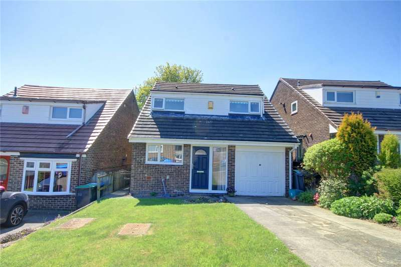 4 Bedrooms Detached House for sale in Errington Drive, Tanfield Lea, Stanley, DH9