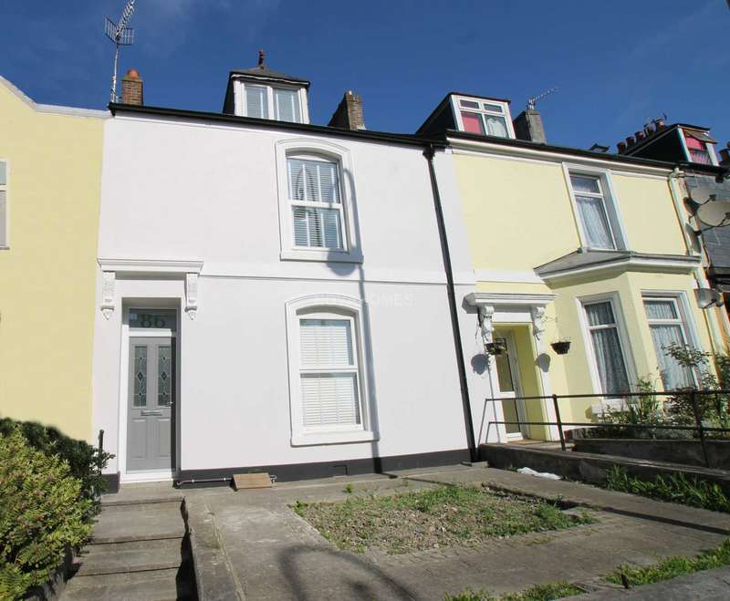 4 Bedrooms Terraced House for sale in Devonport Road, Stoke, PL3 4DF