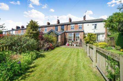 2 Bedrooms Terraced House for sale in Primrose Cottages, Brick Kiln Row, Bowdon, Altrincham