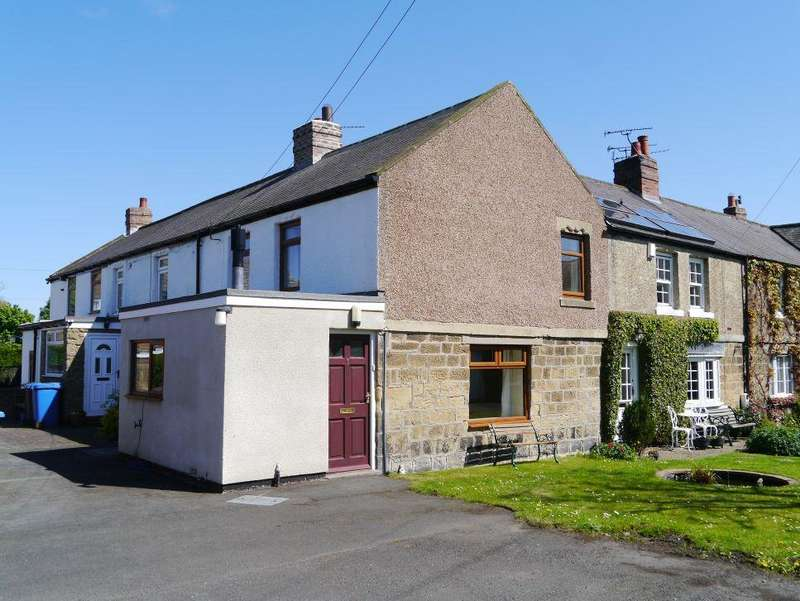 2 Bedrooms Terraced House for rent in Prestwick, Nr Ponteland