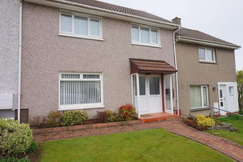 3 Bedrooms Terraced House for sale in 78 Dale Avenue, East Kilbride, GLASGOW, G75 9AR