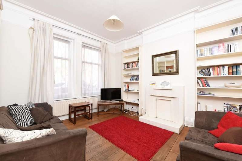 4 Bedrooms Terraced House for sale in Amesbury Avenue, Streatham Hill