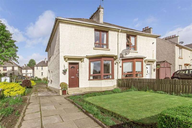 3 Bedrooms Semi Detached House for sale in 84 Airth Drive, Glasgow, Lanarkshire, G52