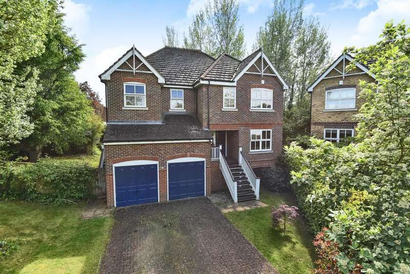 5 Bedrooms Detached House for sale in Ray Mill Road East, Maidenhead, SL6