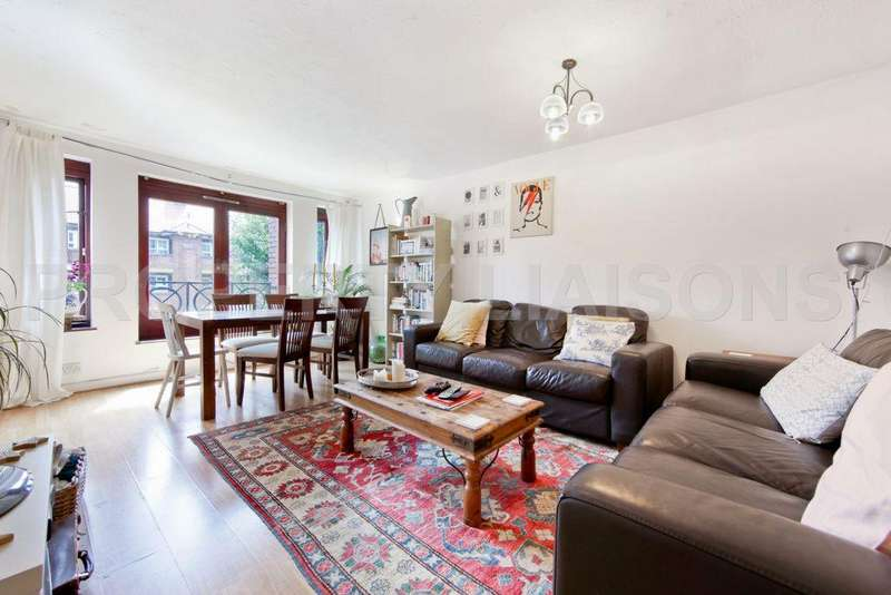 3 Bedrooms Duplex Flat for sale in Discovery Walk, Wapping, E1W