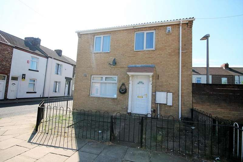 2 Bedrooms Detached House for sale in Cobden Street, Thornaby, Stockton-On-Tees