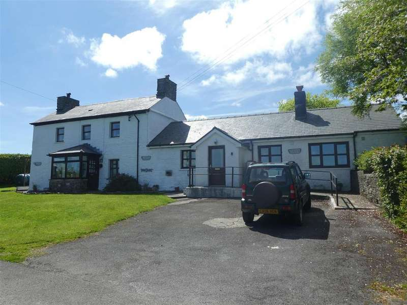 5 Bedrooms House for sale in Maesycrugiau, Pencader