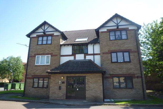 2 Bedrooms Flat for sale in Mill Close, Wisbech, PE13