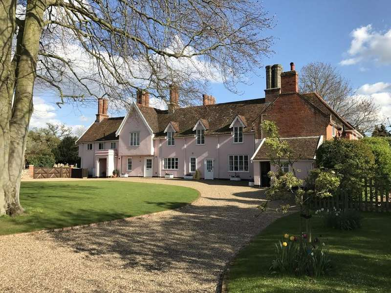 10 Bedrooms Manor House Character Property for sale in Sproughton, Nr Ipswich, Suffolk