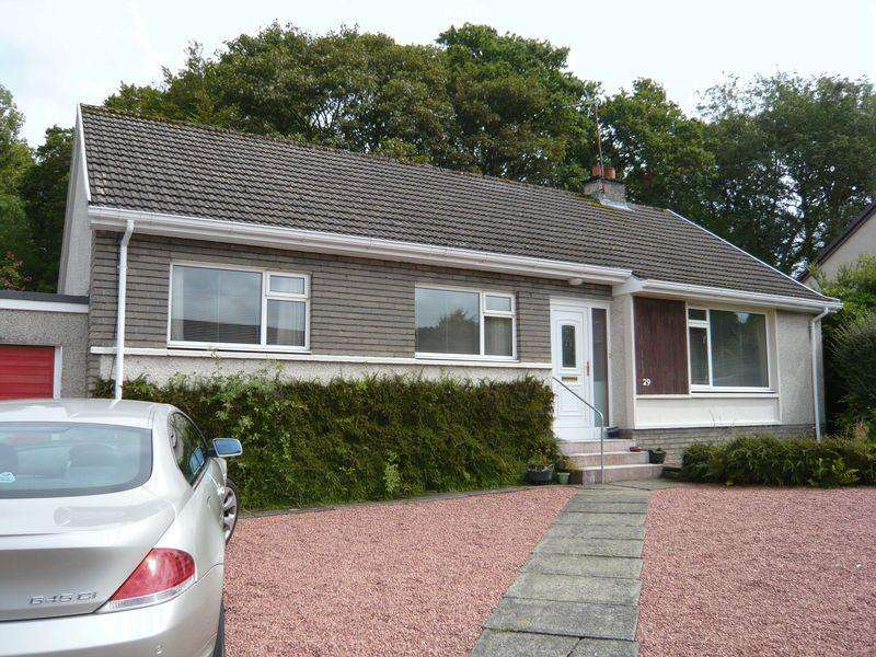 3 Bedrooms Detached Bungalow for sale in 29 Woodend Road, Ayr KA7 4QP