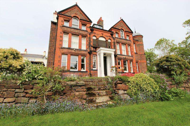 2 Bedrooms Apartment Flat for sale in Farr Hall Drive, Heswall
